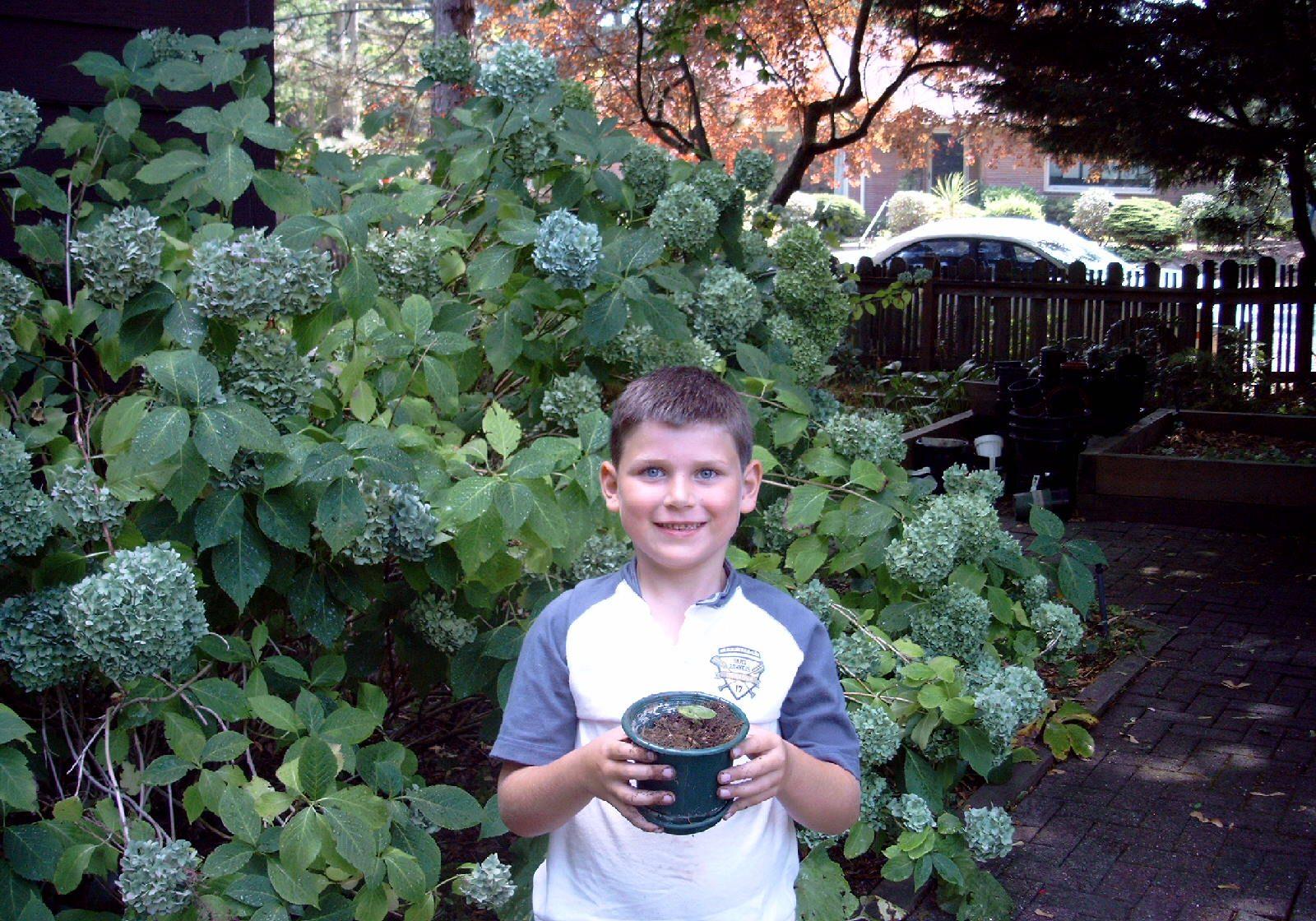 Happy Soils and Happy Gardener